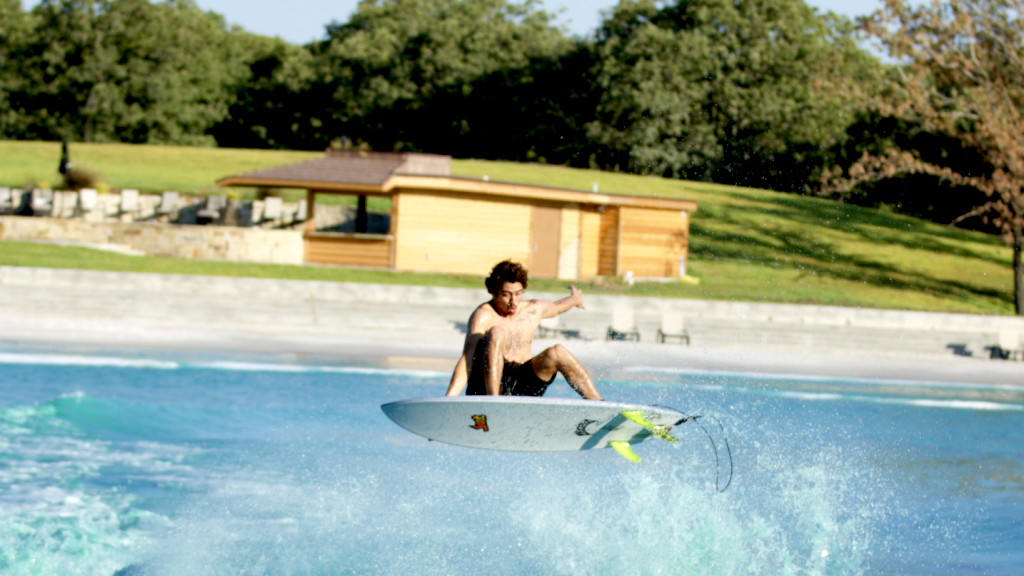 yago dora at BSR Surf Resort