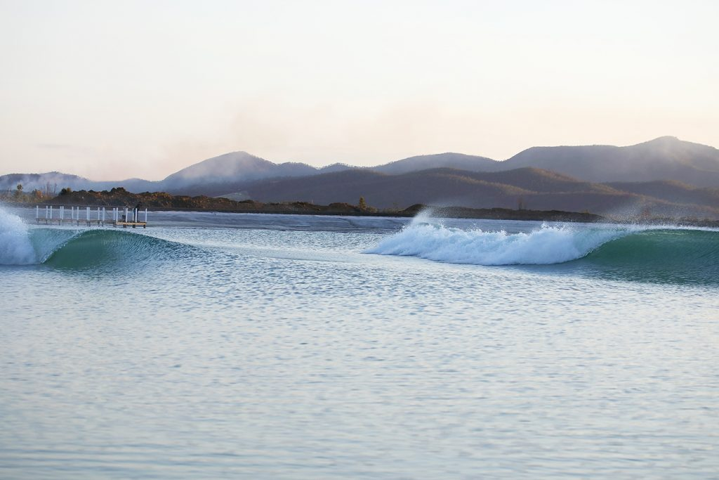 Surf Lakes pushes on with plunger perfection
