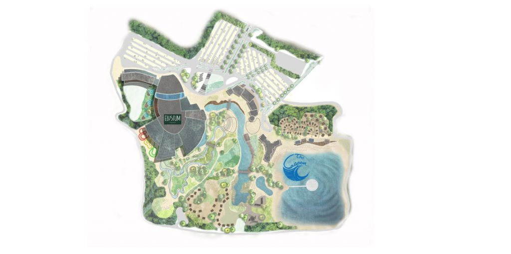 Plans for The Lagoon in Bournemouth