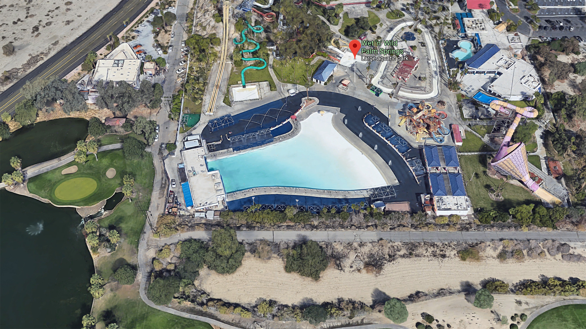 palm springs wave pool