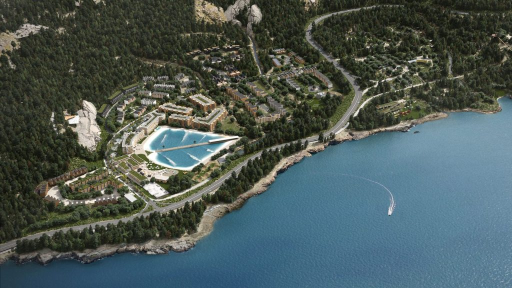 Wavegarden Cove at Britannia Beach