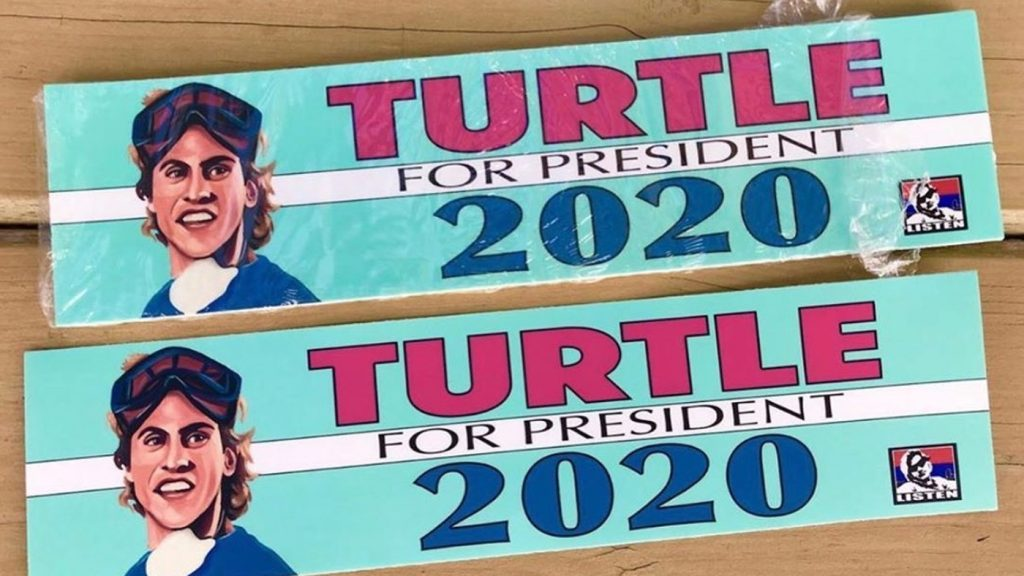Turtle for president