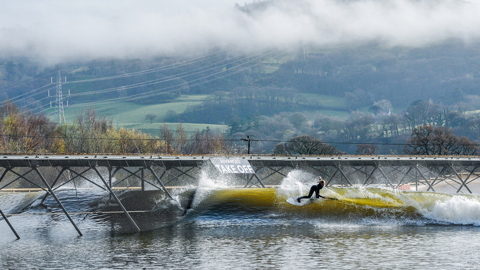 adventure parc snowdonia wave pool