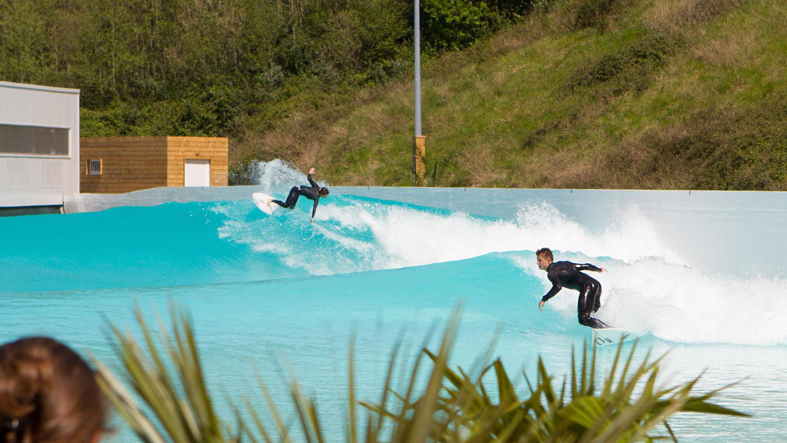 Wavegarden Cove like the one coming to Myrtle Beach
