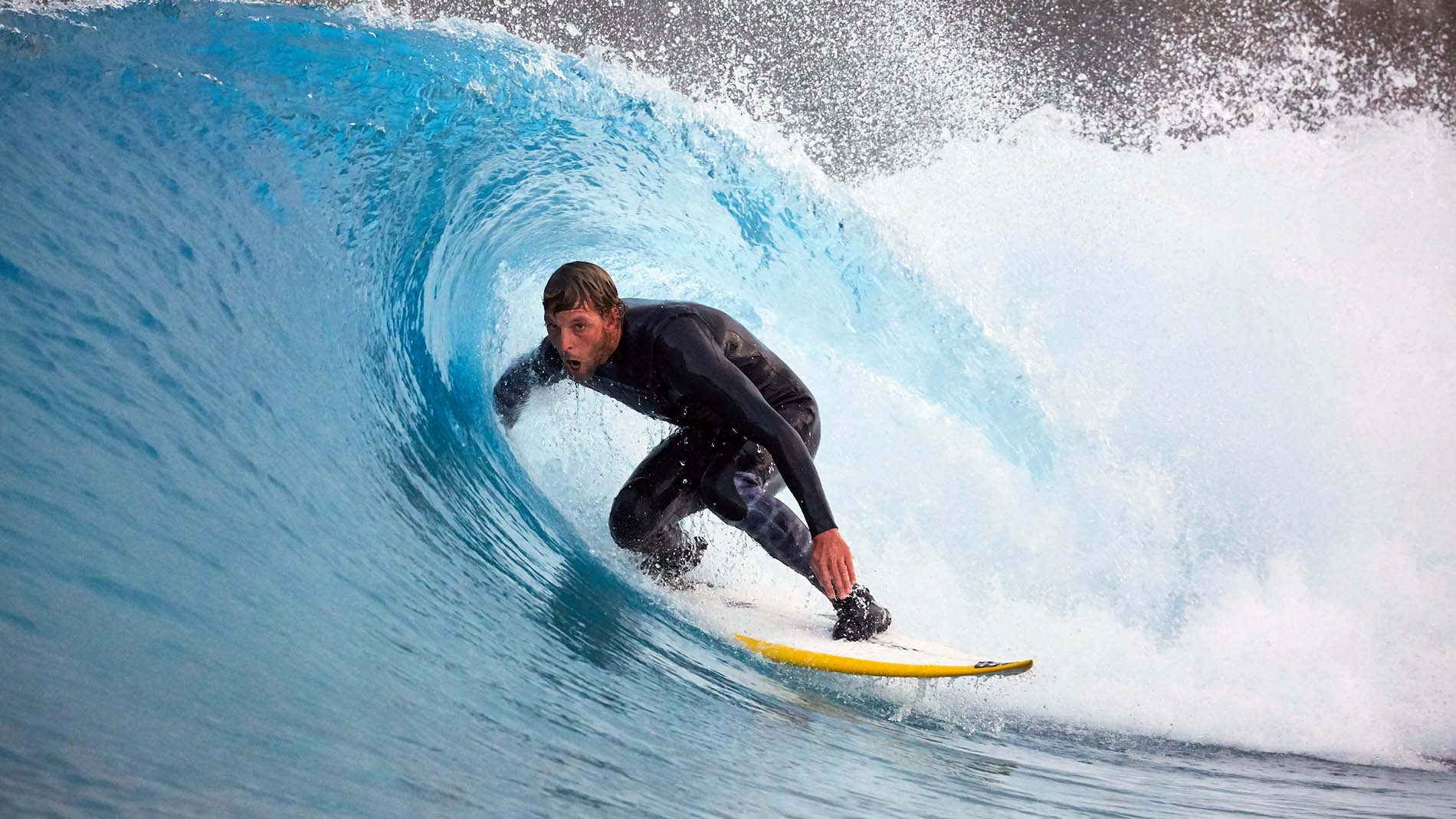 Thomas La Fonta rides Expert wave credit James Owen Image Cabin