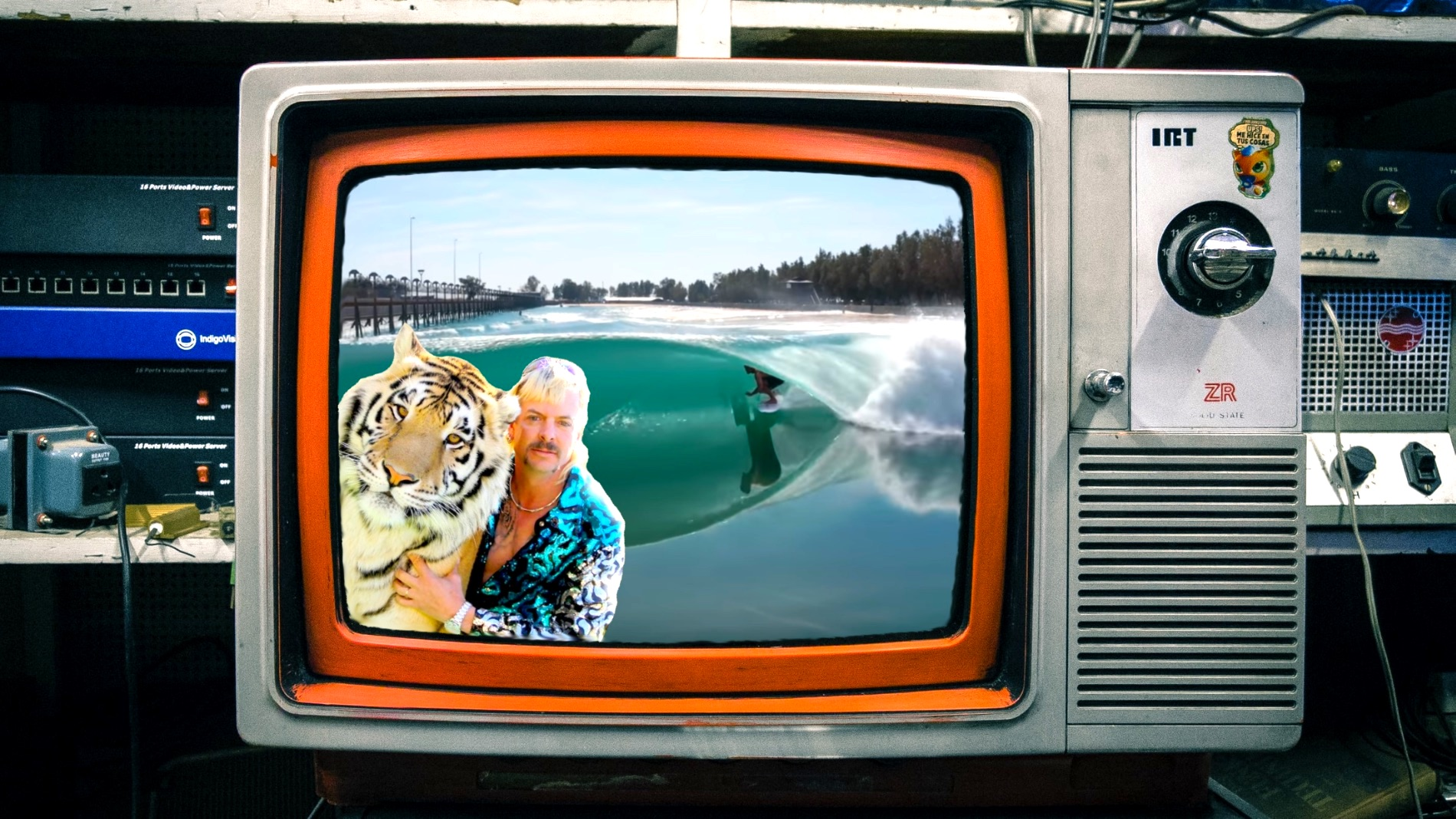 john john florence and tiger king