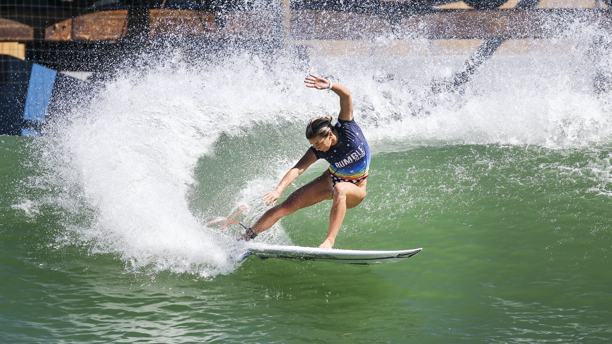 coco ho at the surf ranch
