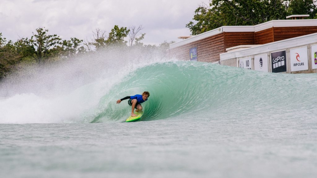 Rip curl gromsearch national champs at bsr surf resort