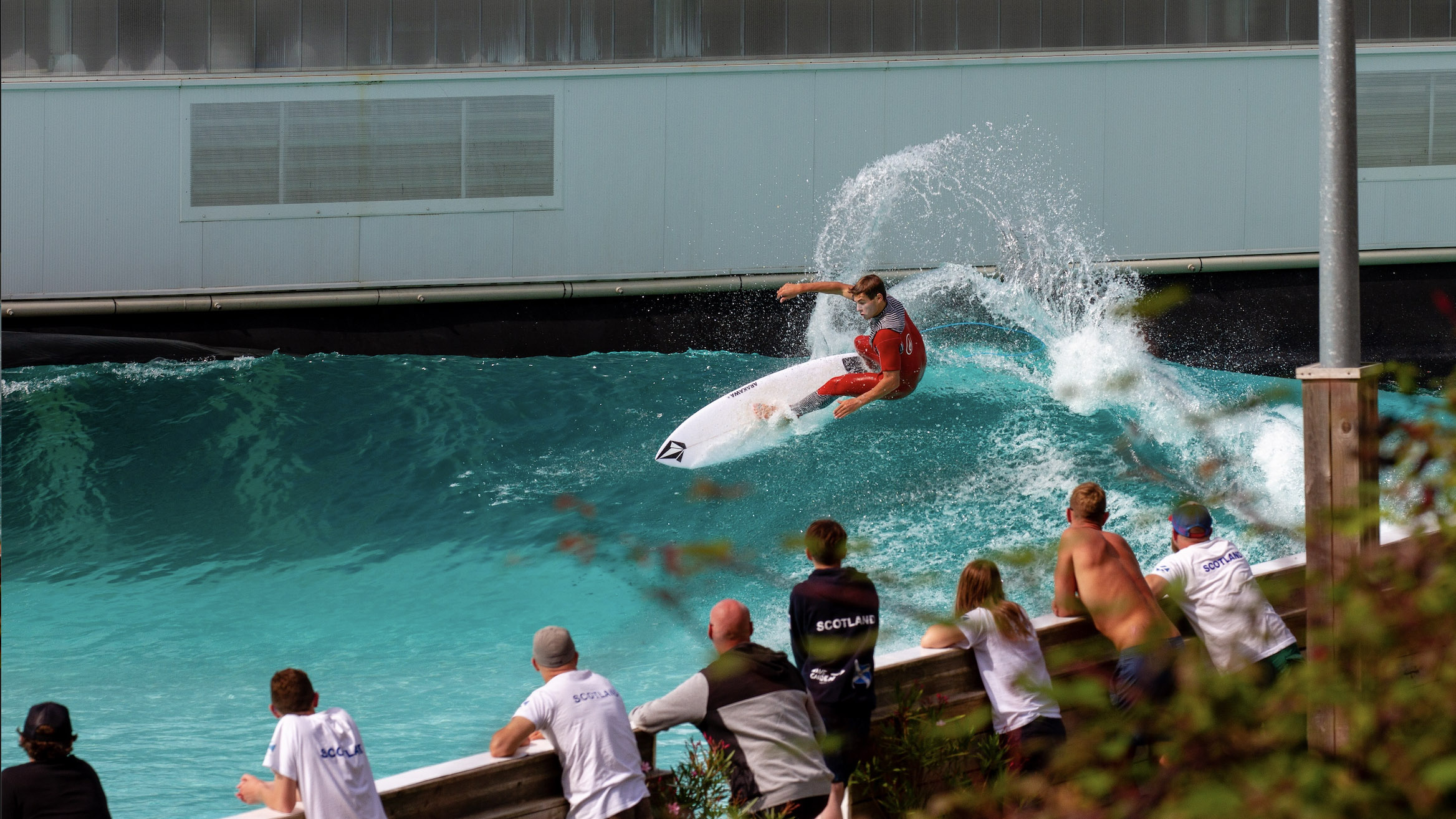 jack robinson at wavegarden
