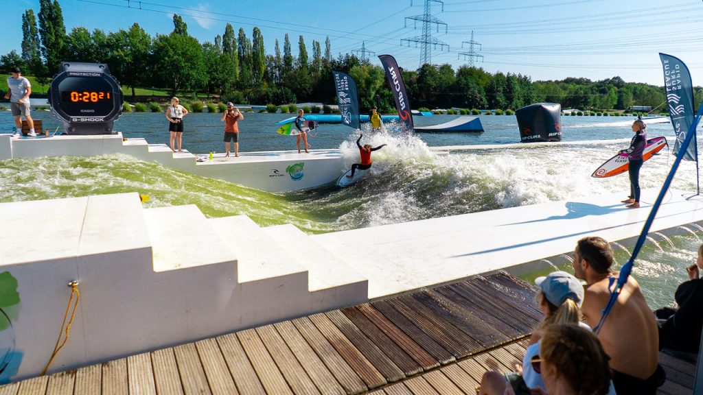 Langenfeld wave pool
