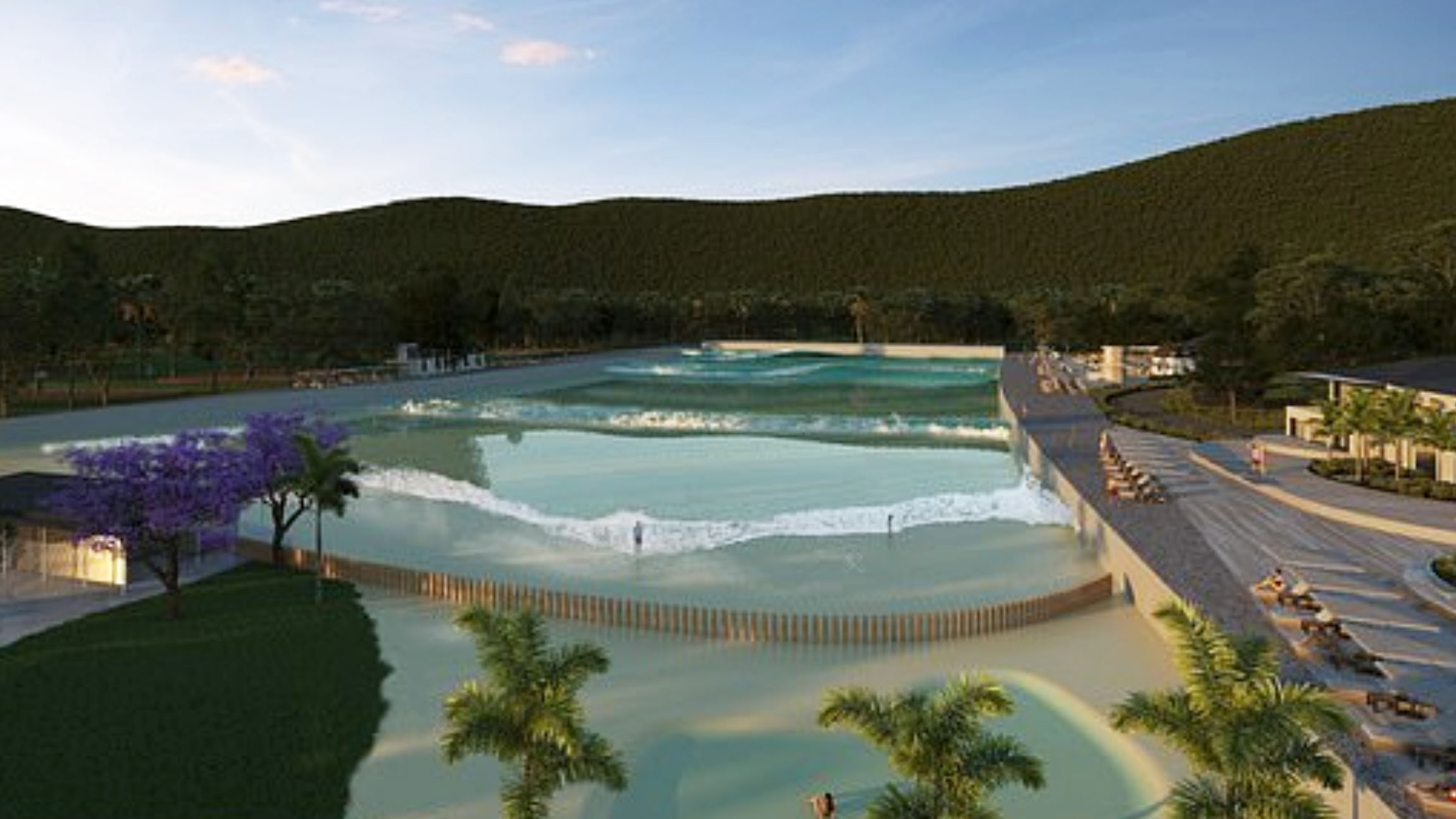 Wisemans Ferry Retreat wave pool