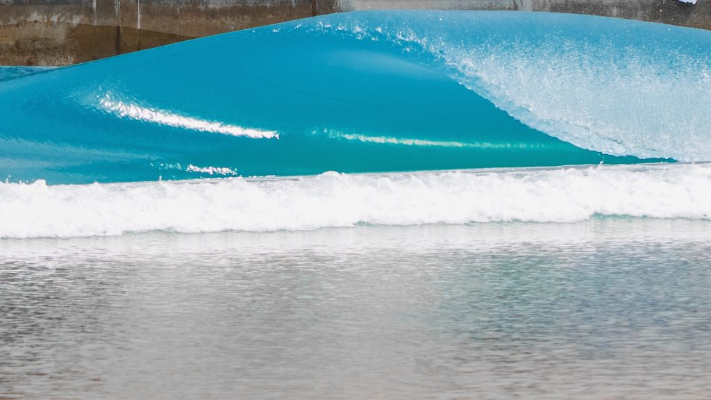 empty wave bsr wave pool