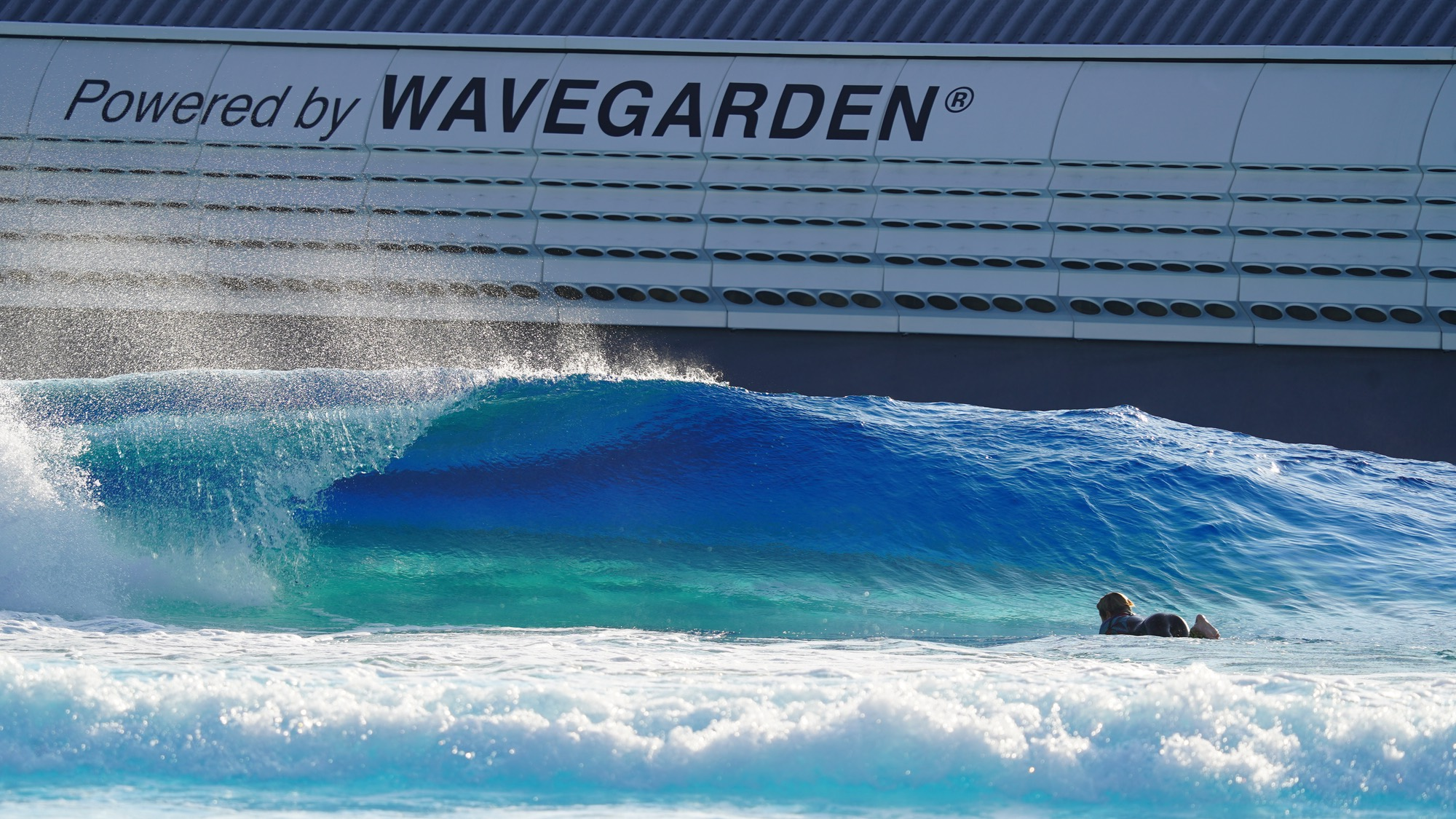 wave park south korea
