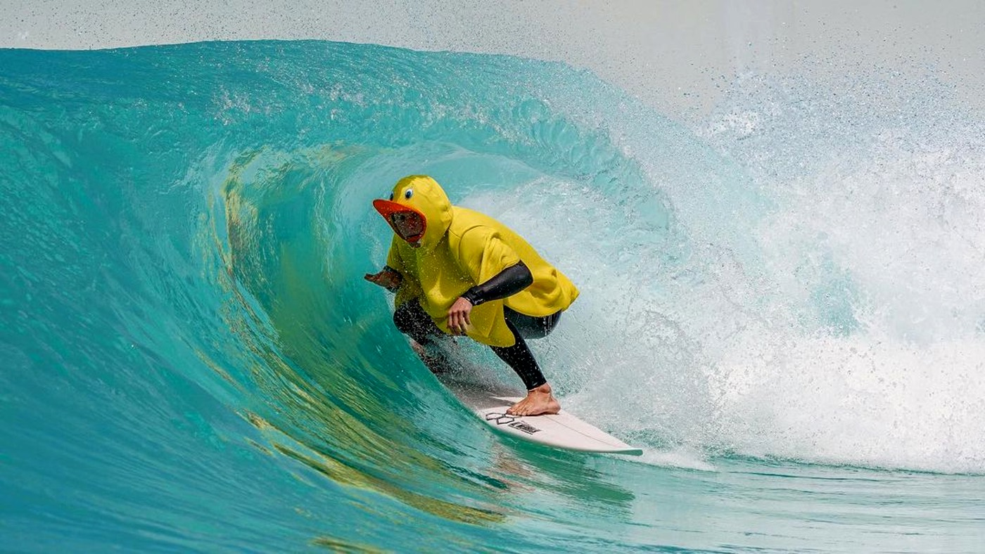 wave pool charity events