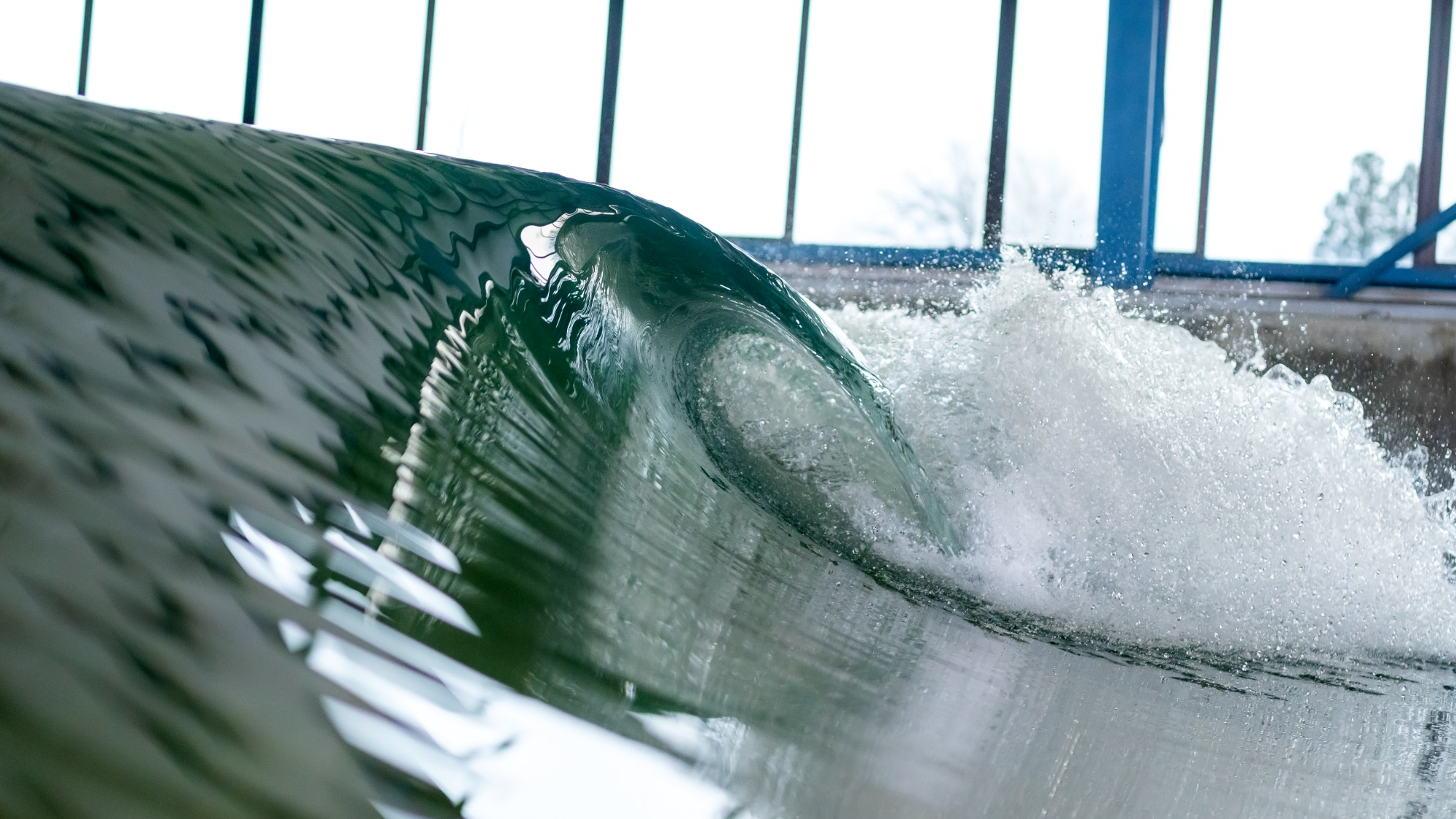 smaller wave pool